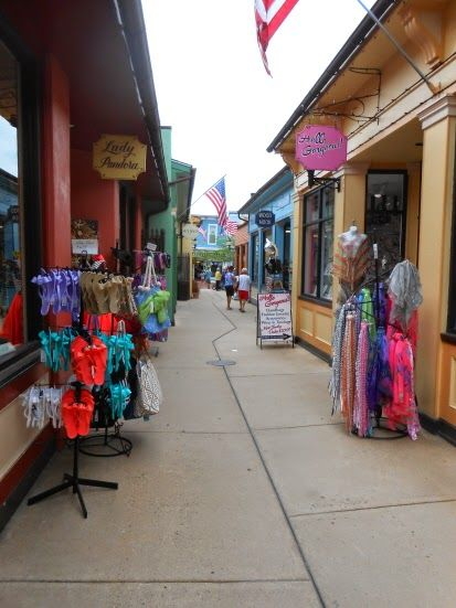 My Top 7 Things to See & Do While Visiting Cape May in New Jersey. Check out the Shopping at the Washington Street Mall in downtown Cape May.