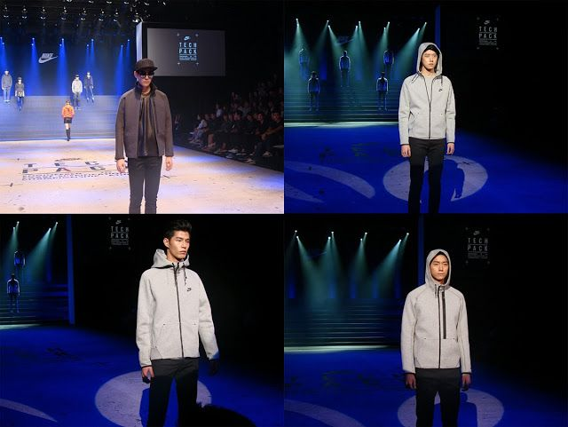 Korea Model모델 /Idol아이돌: NIKE TECH PACK Showcase /2