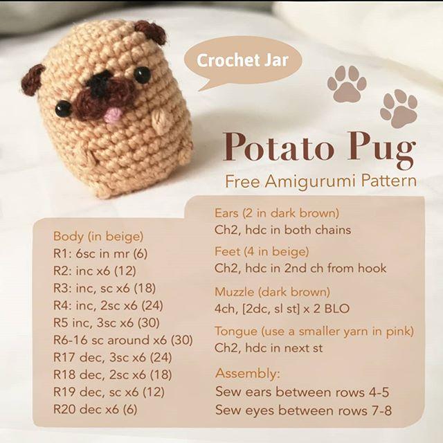 Crochet Little Baby Groot | Brinquedos de crochê, Amigurumi de ... | 640x640
