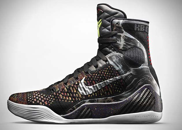 Nike Kobe 9 Elite The Masterpiece, LOVE it! I have the blue ones very conferrable
