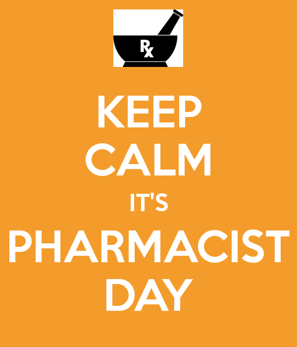 Keep Calm It S Pharmacist Day Pharmacist Quote Pharmacist Calm Quotes