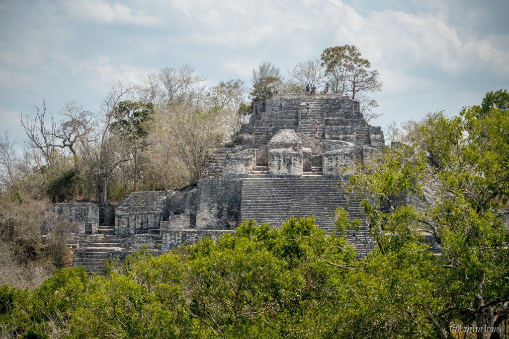 calakmul cité maya campeche mexique blog voyage lovelivetravel