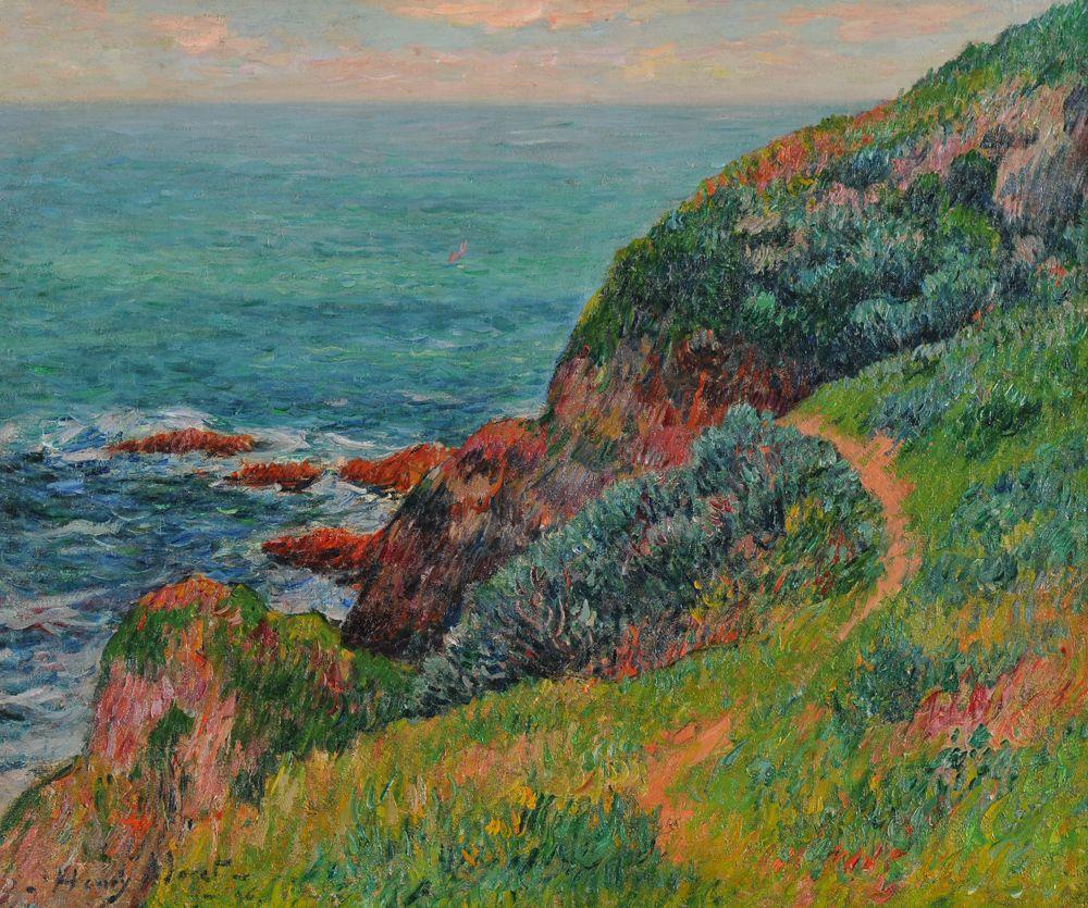 Commissaires priseurs : Enchères Publiques de bateaux, tableaux, objets  d'art. | Peintures françaises, Peinture bretonne, Peintures impressionnistes