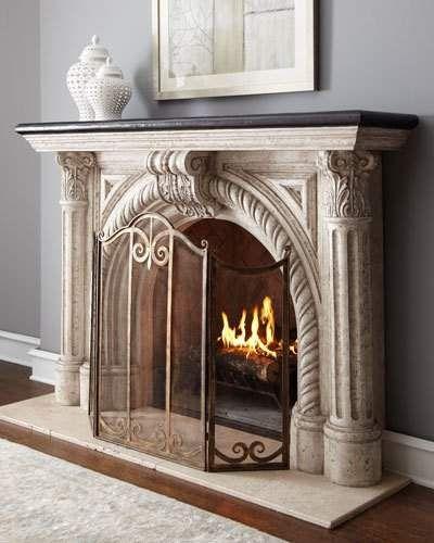 Fireplace Hearth Ideas Contemporary