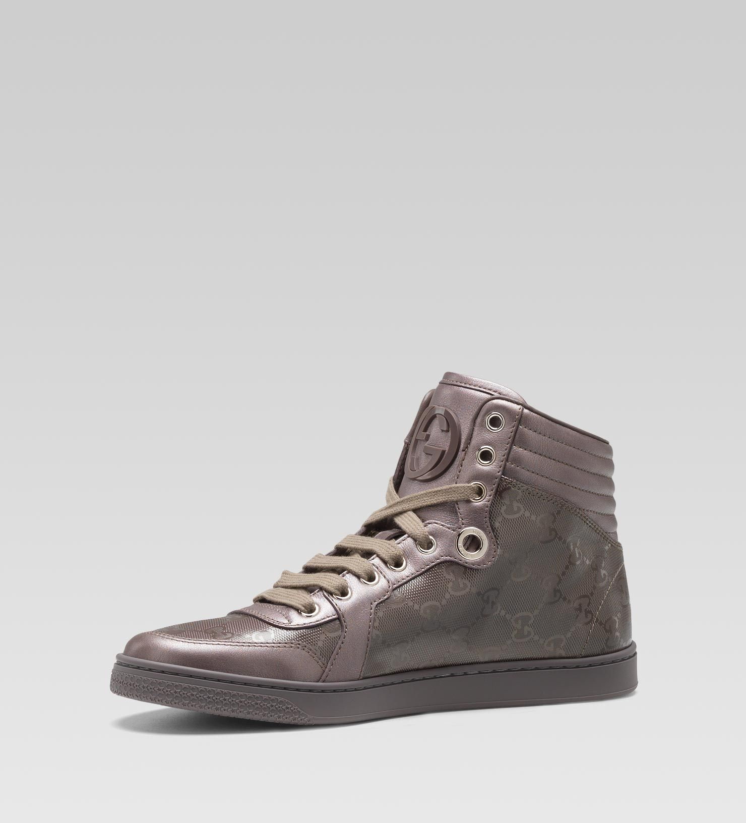 Gucci Woman High Tops | Gucci Womenu0027s U0027codau0027 High Top Sneaker | Sneaker