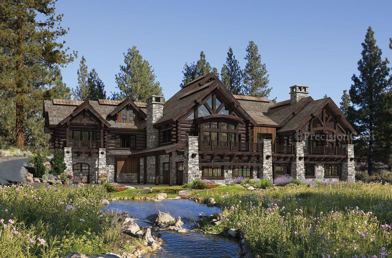 Buffalo Creek Hybrid Home Design Love House And Floor