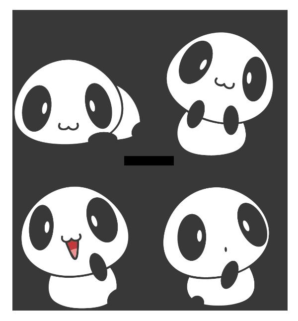 Coloriage Kawaii Panda.Little Panda By Daieny Deviantart Com On Deviantart