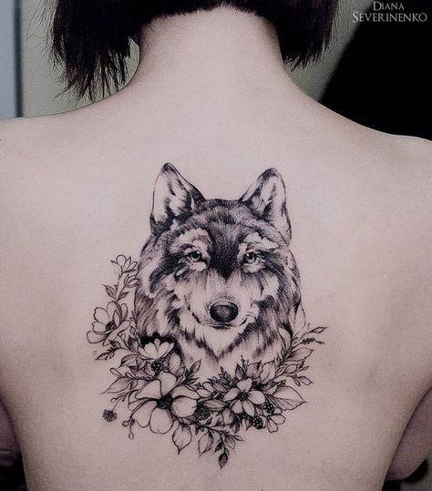 magazine tatouage de loup 8 inspirations allotattoo tatoo tatuajes de lobos tatuajes. Black Bedroom Furniture Sets. Home Design Ideas