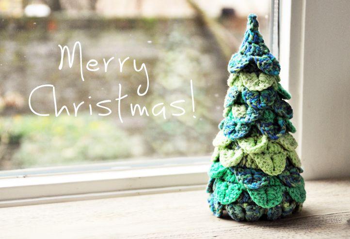 Weihnachtsbaum häkeln | Weihnachtsbäume häkeln, Wollplatz und ...