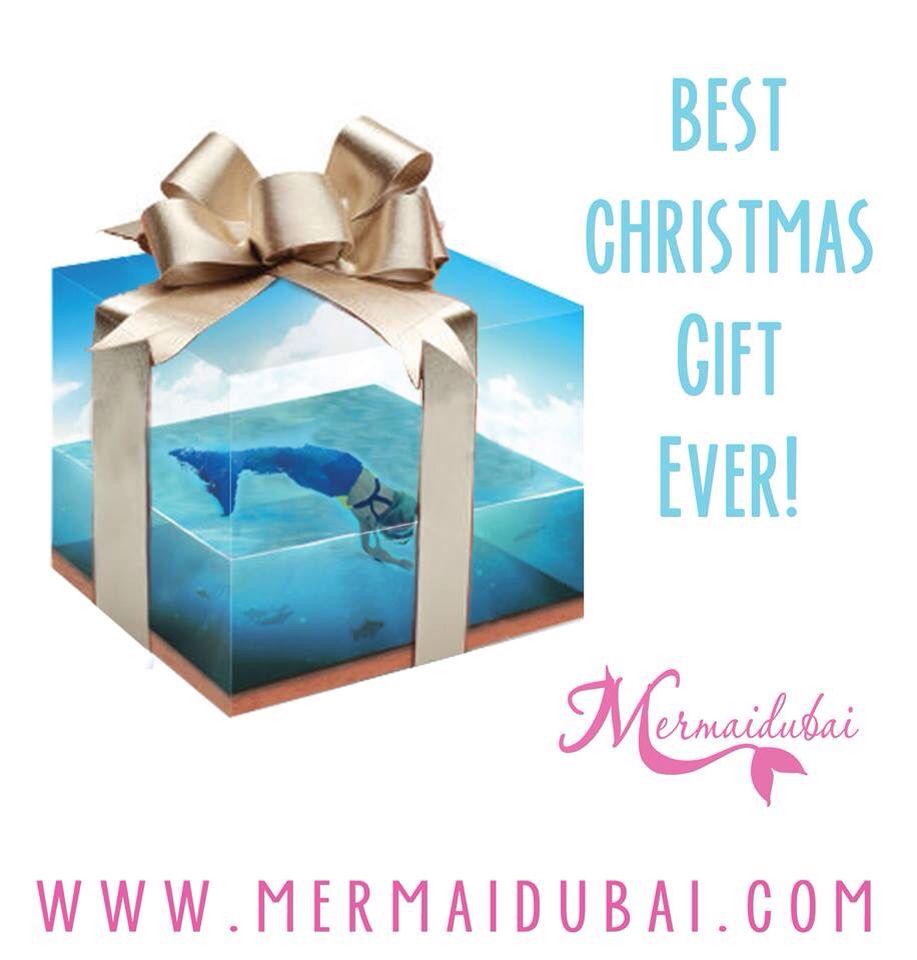Mermaid swimming costume dream gift for all the girls