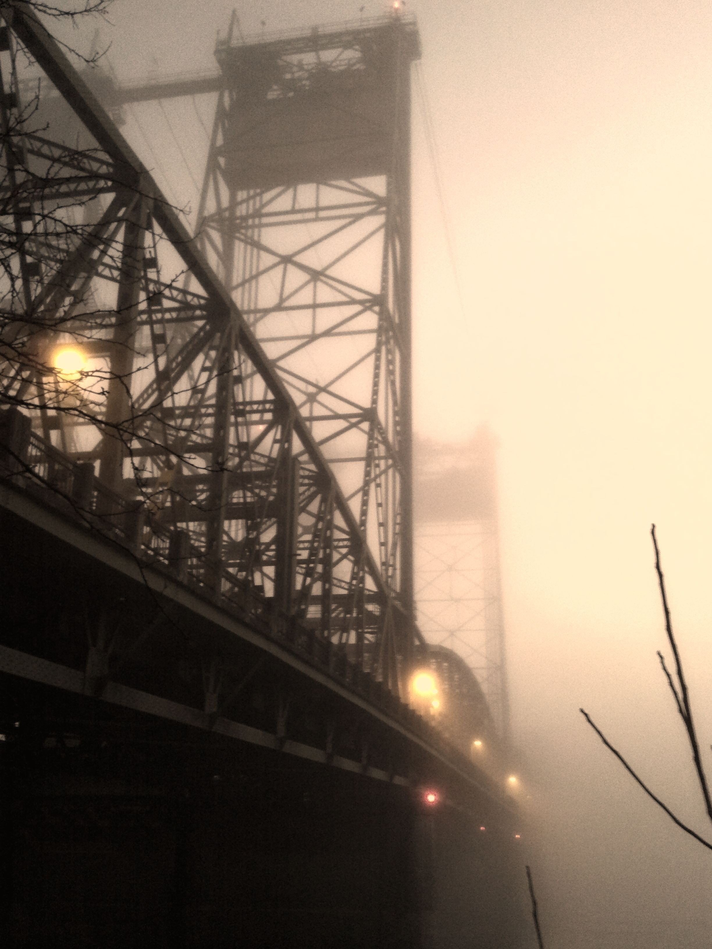 NW bridge