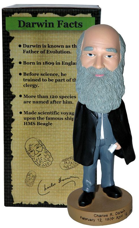 Distorted Creepy Facts Charles Darwin Famous People Theory