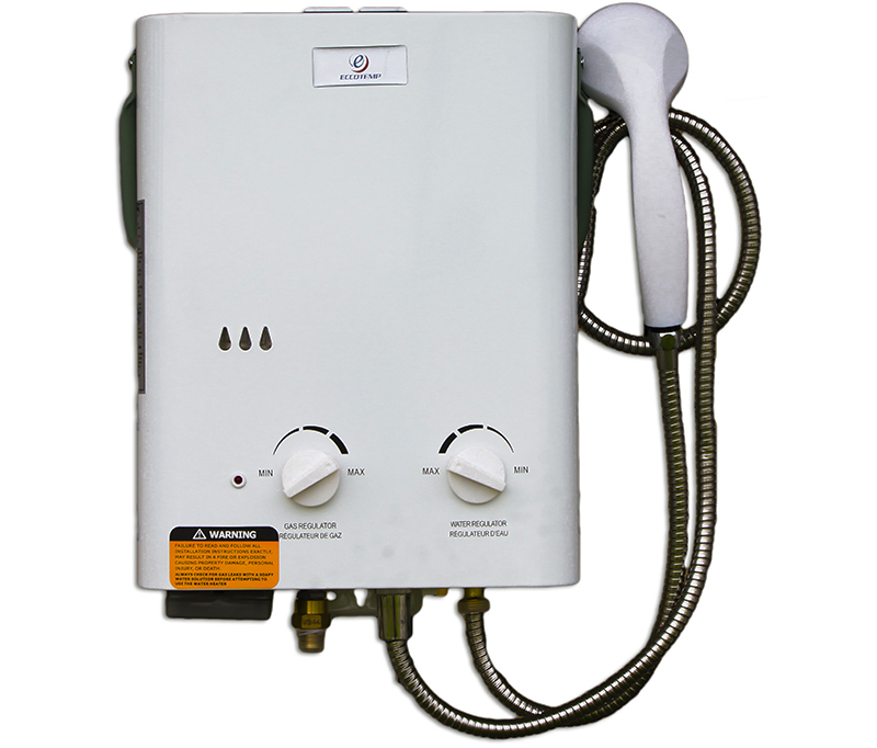 The Eccotemp Portable Tankless Water Heater Is One Of The Best Tankless  Water Heater On The Market Today! Perfect For Anyone Needing Instant Hot  Water.