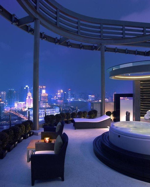 Hyatt On The Bund, Shanghai, Shanghai, China