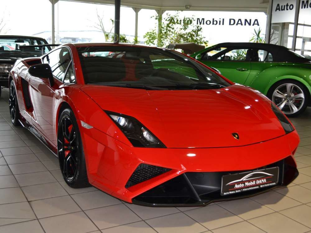 2014 Lamborghini Gallardo Squadra Corse Coupe Only 1 Of 50 Tags