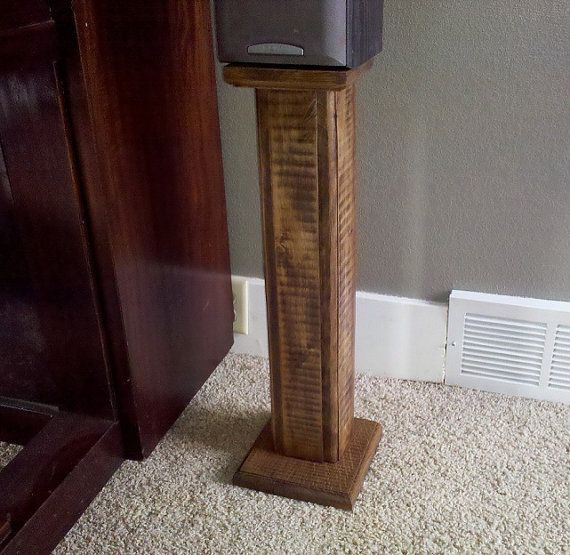 pallet speaker stand - Google Search