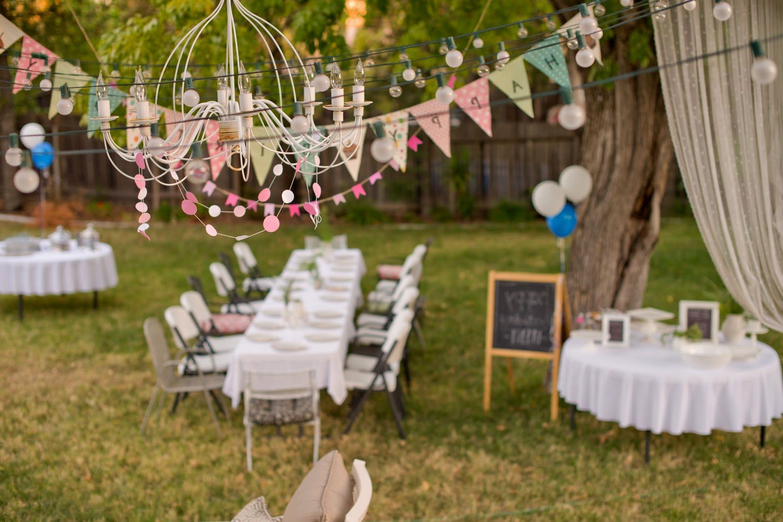 Image result for outdoor birthday for adults pictures