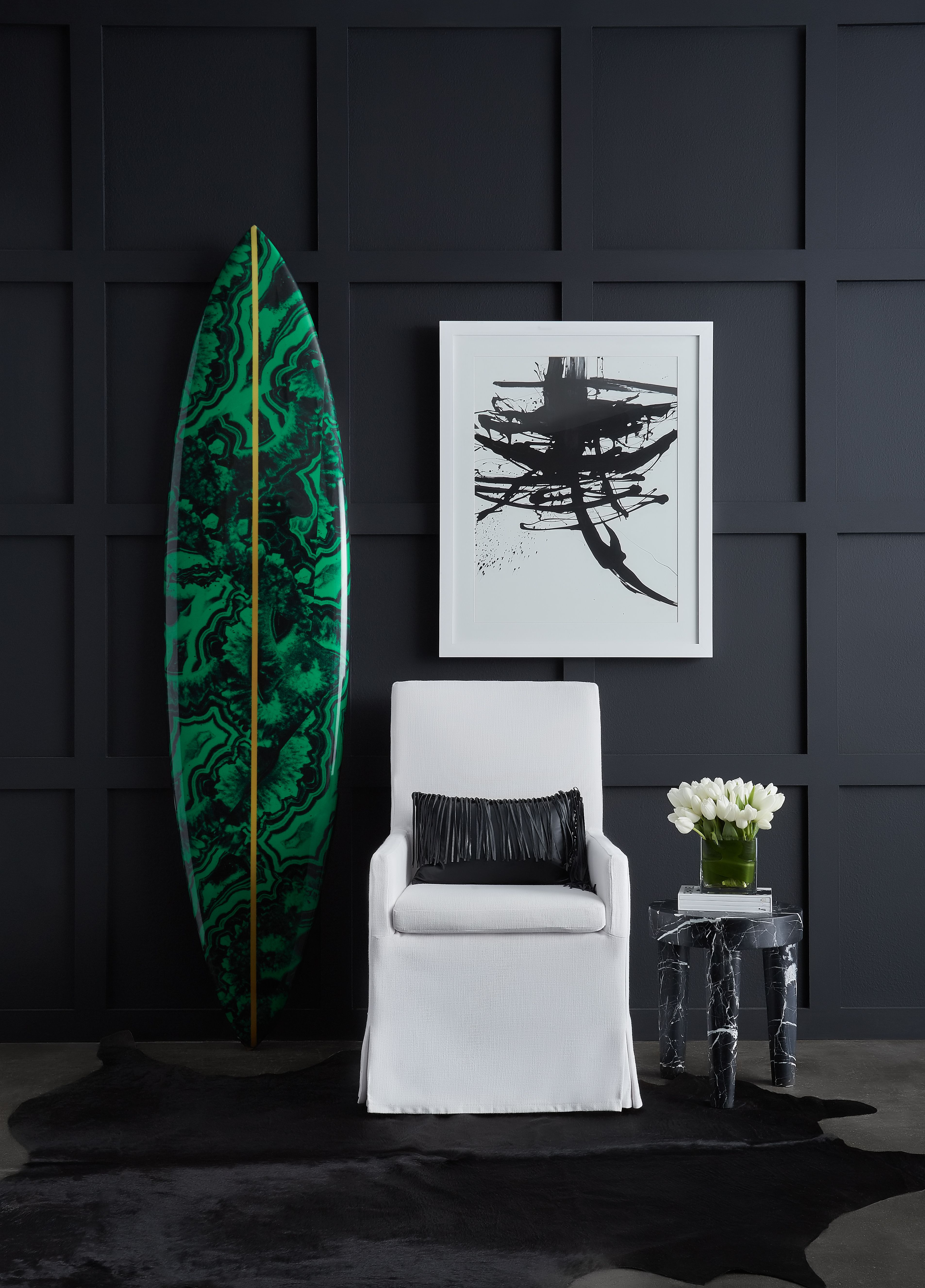 Barque Decor Living Room: JTD Stone Surf Collection For Sale At JeffTrotterDesign