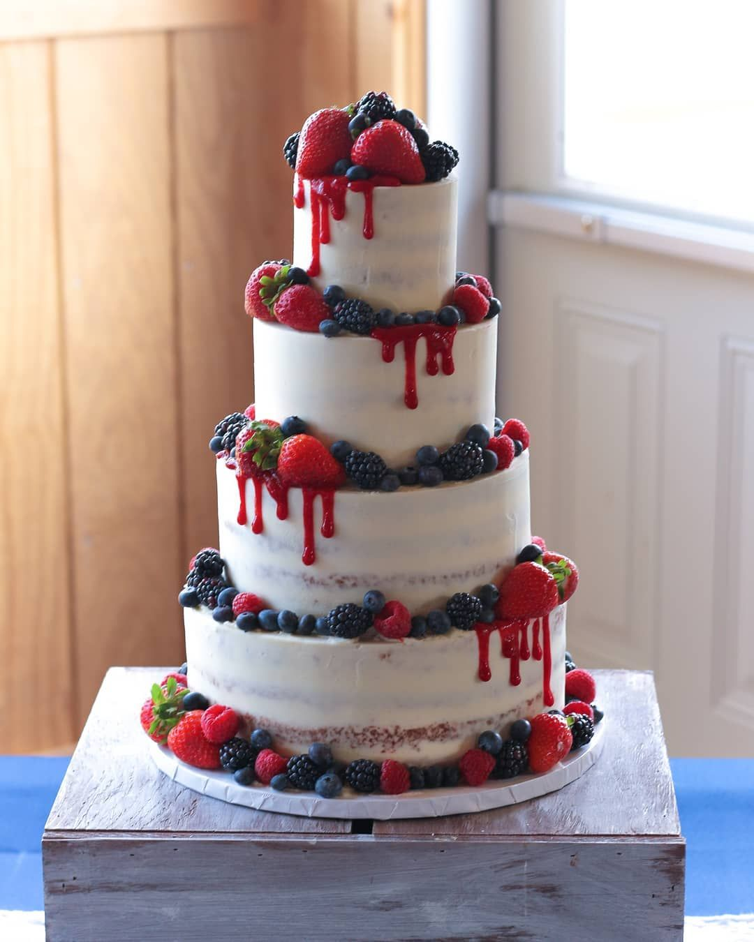 Pin on Buttercream Wedding Cakes