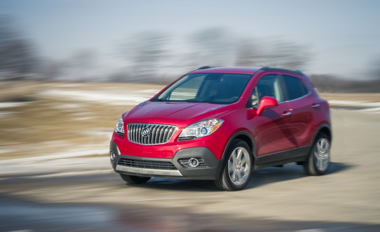 2020 Buick Encore Review Pricing And Specs Buick Encore Buick Car