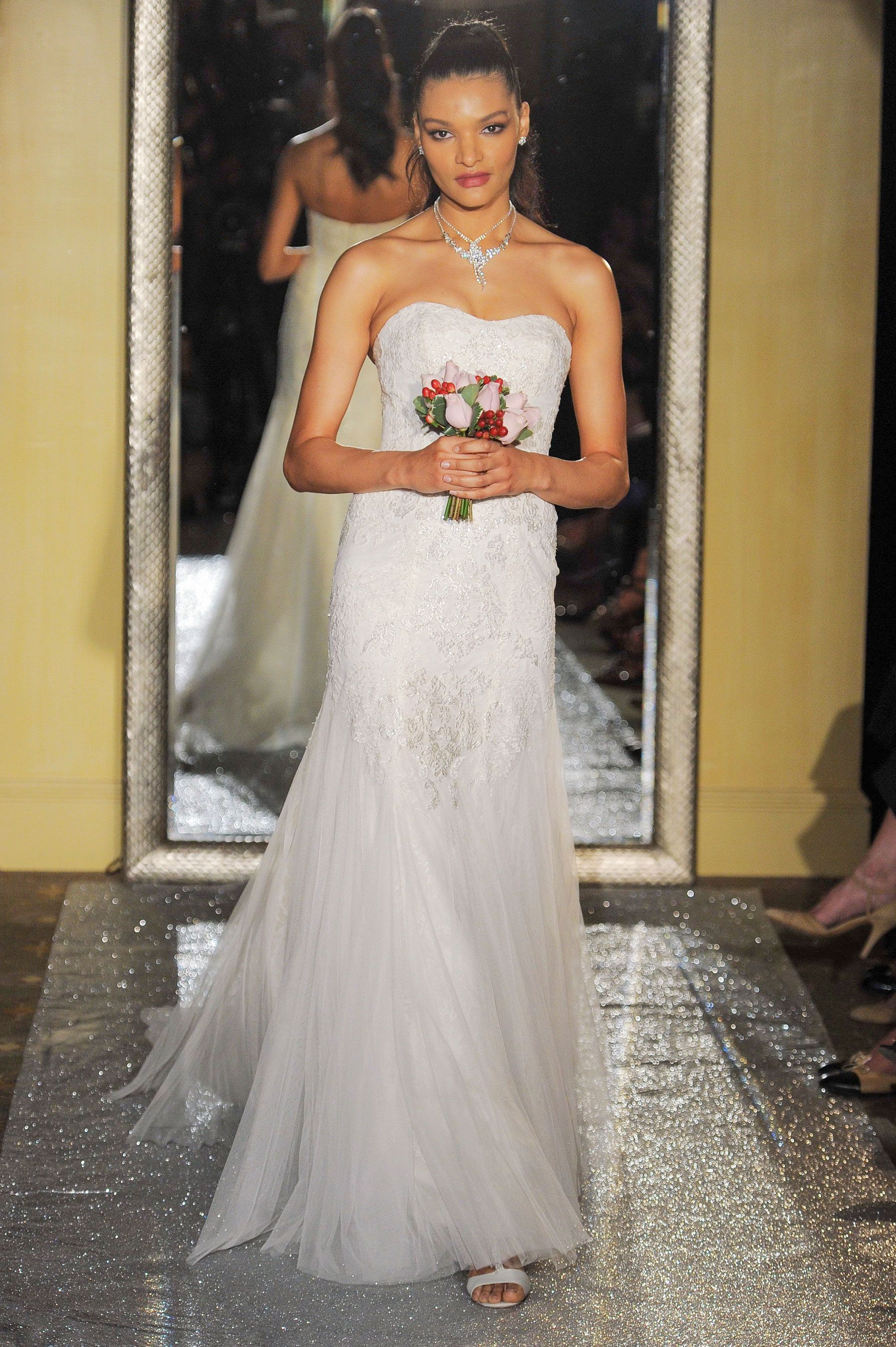 10 Beach Wedding Dresses You Can Buy Off The Rack Wedding Dresses Bridal Fashion Week Wedding Gowns