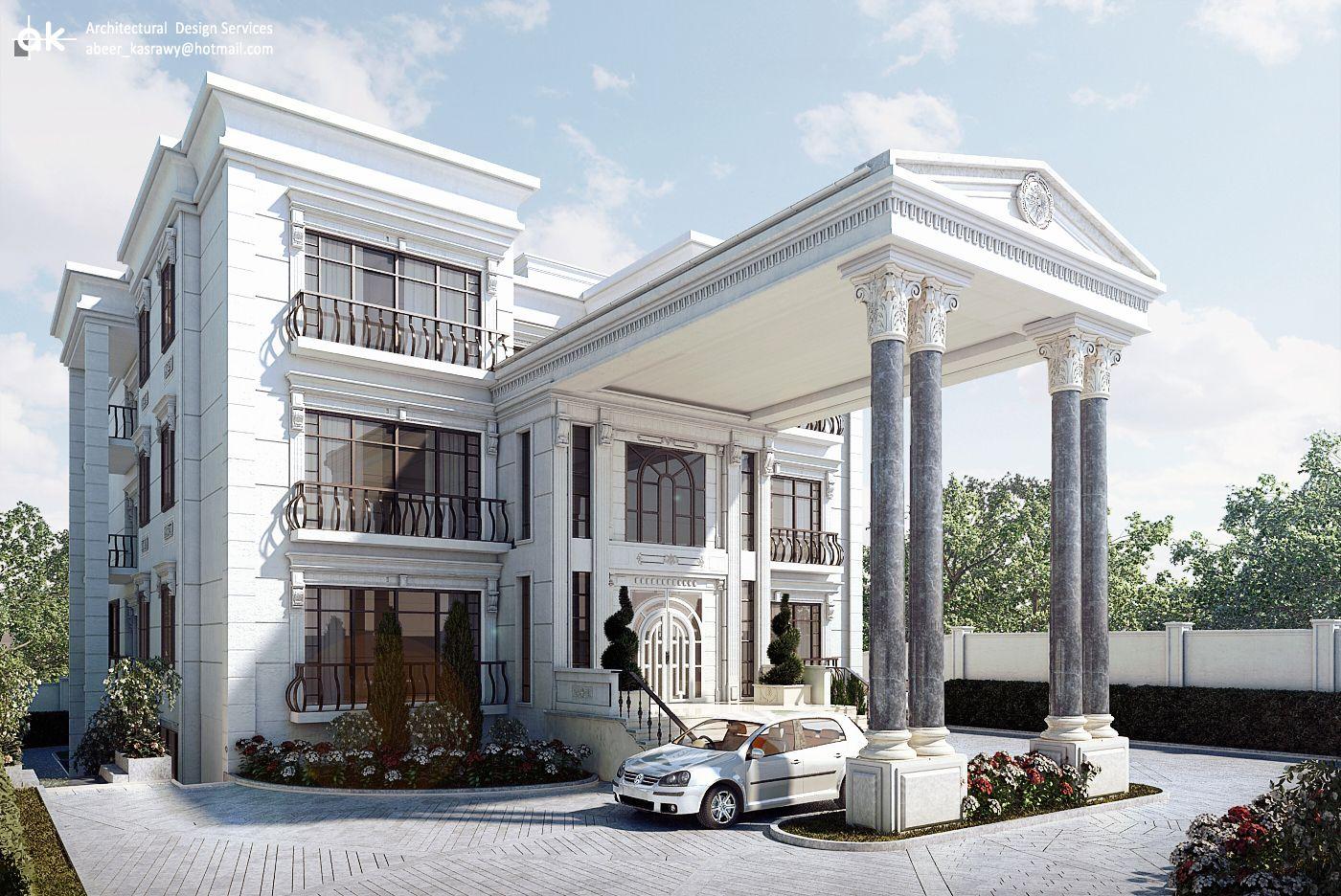 Classic Villa Exterior