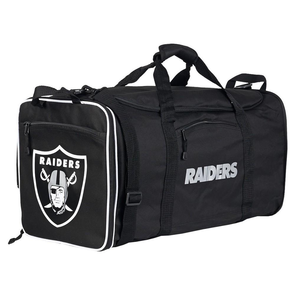 NFL Oakland Raiders 28 Steal Duffle Bag -  7021166f175cc