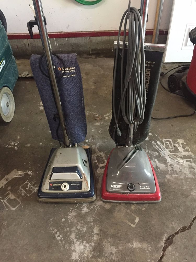 Sanitaire Heavy Duty Commercial Vacuums