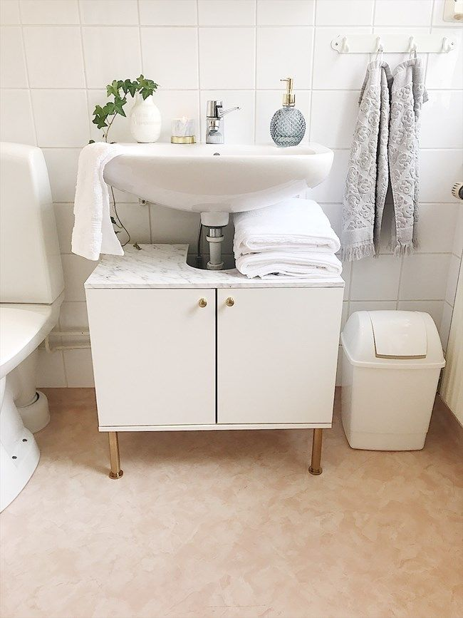 Ikea Hack Fullen Jonnaspyssel Badezimmer Unterschrank Ikea Ikea Waschbeckenunterschrank Unterschrank Ikea