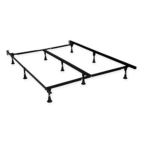 The Serta Stabl Base Premium Elite C Universal Bed Frame Offers Sturdy Support For Your Mattress And Found Steel Bed Frame Adjustable Bed Frame Metal Bed Frame