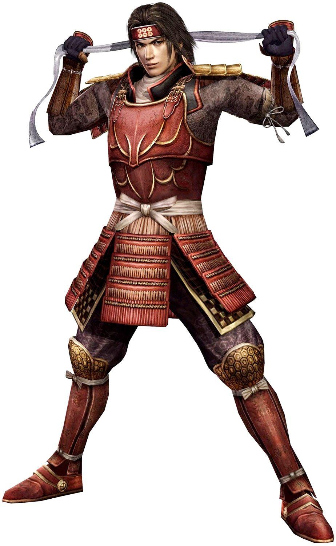 Sanada Yukimura Samurai warrior, Sanada yukimura