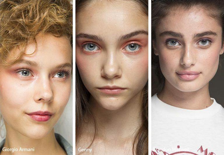 Spring Summer 2019 Makeup Trends Makeup Trends Summer Makeup