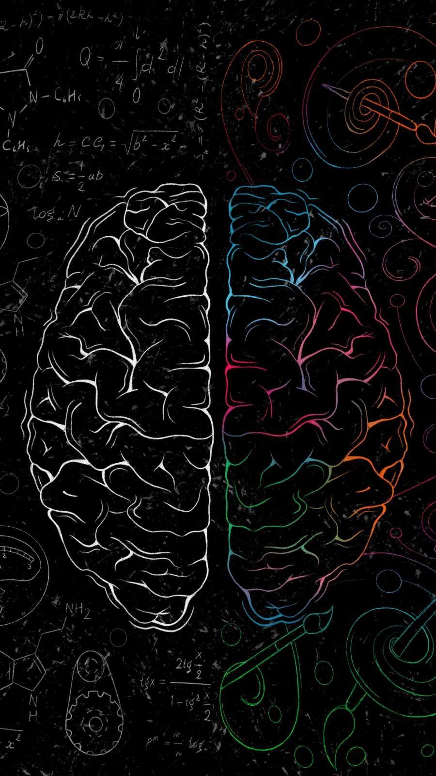 Brain Power iPhone Wallpaper - iPhone Wallpapers