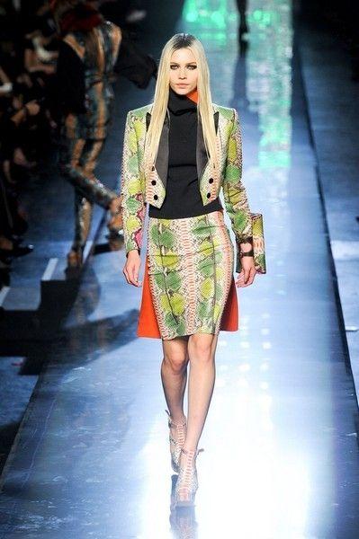 Jean Paul Gaultier - Autunno-Inverno 2012-13 Collezioni - Parigi - Sfilate di Moda - Elle