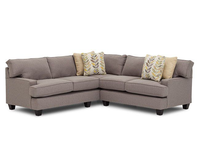 Sarah 3 Pc Sectional Furniture Row