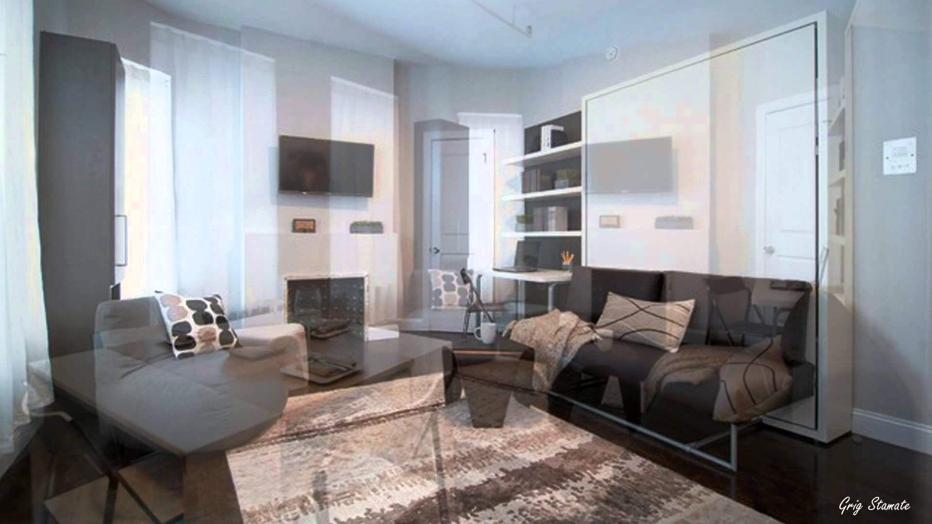 Harlem Micro Apartment   Interior Design   Pinterest   Flats ...