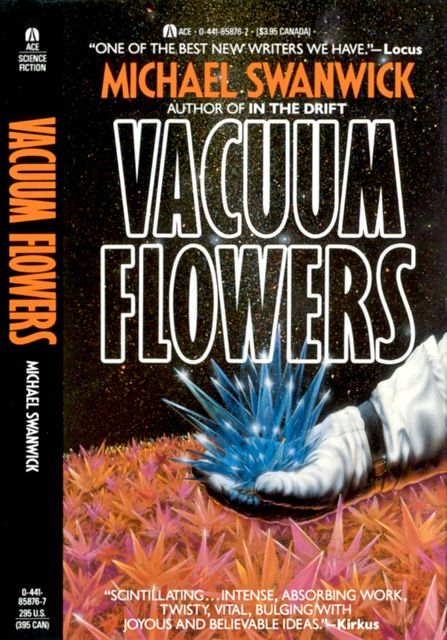 "Image result for Michael Swanwick, ""Vacuum Flowers"""