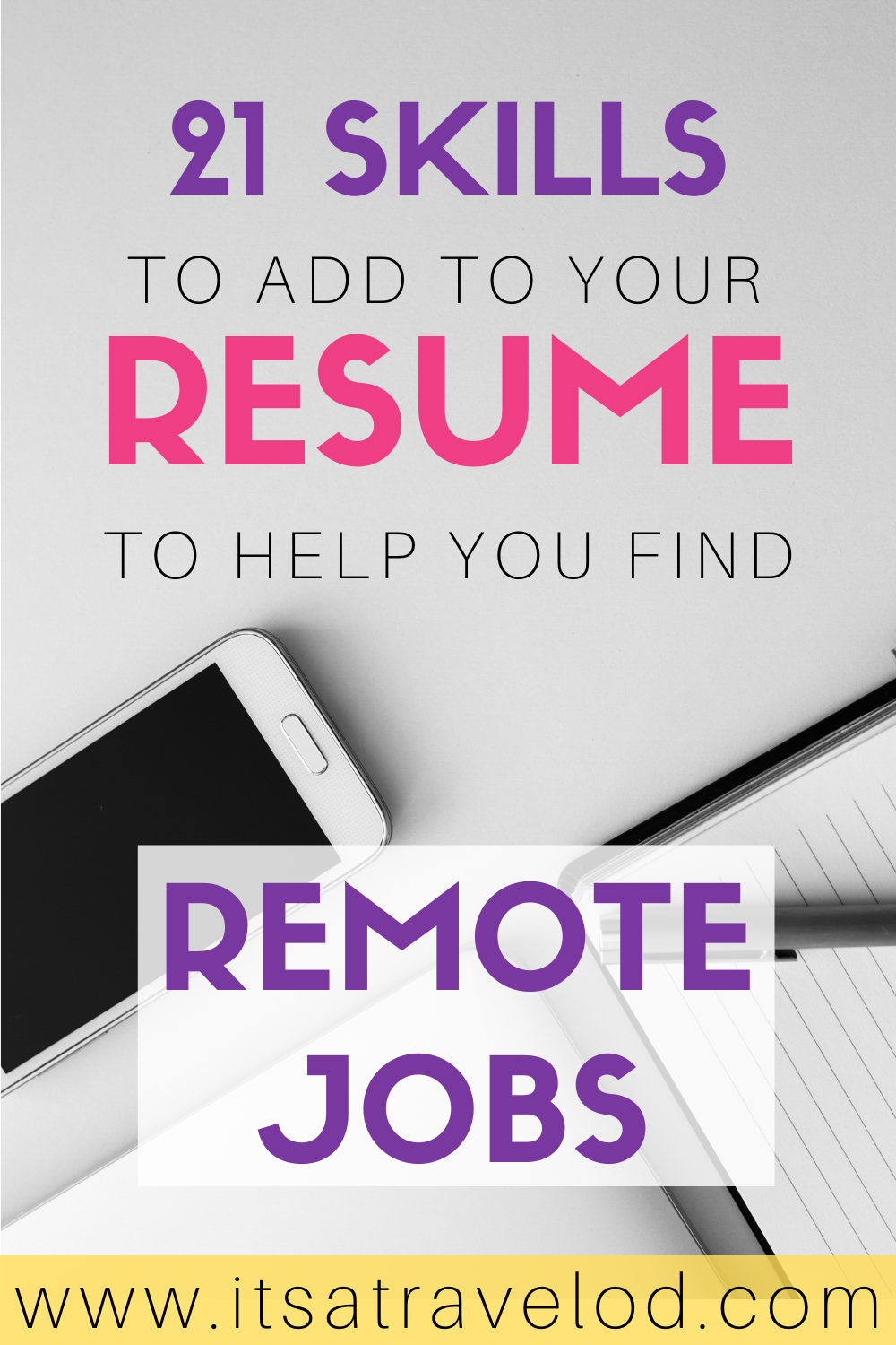 Looking For A Remote Job 21 Skills To Add To Your Resume Cover