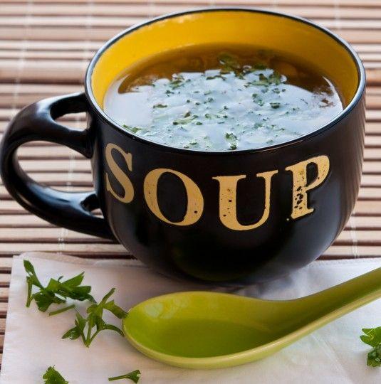 Лесна рецепта за гъбена супа. Бърза и вкусна рецепта за супа от гъби.