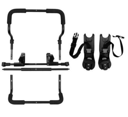 Graco Classic Connect Car Seat Adapter For Baby Jogger City Select