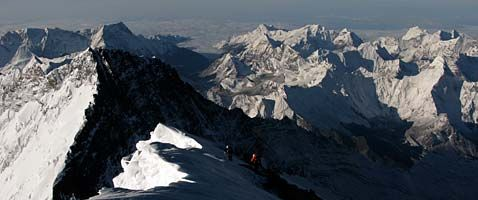 One day...Everest South Side Climb with International Mountain Guides
