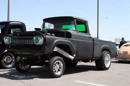 Gasser Truck Desktop Nexus Wallpapers Trucks Old Trucks