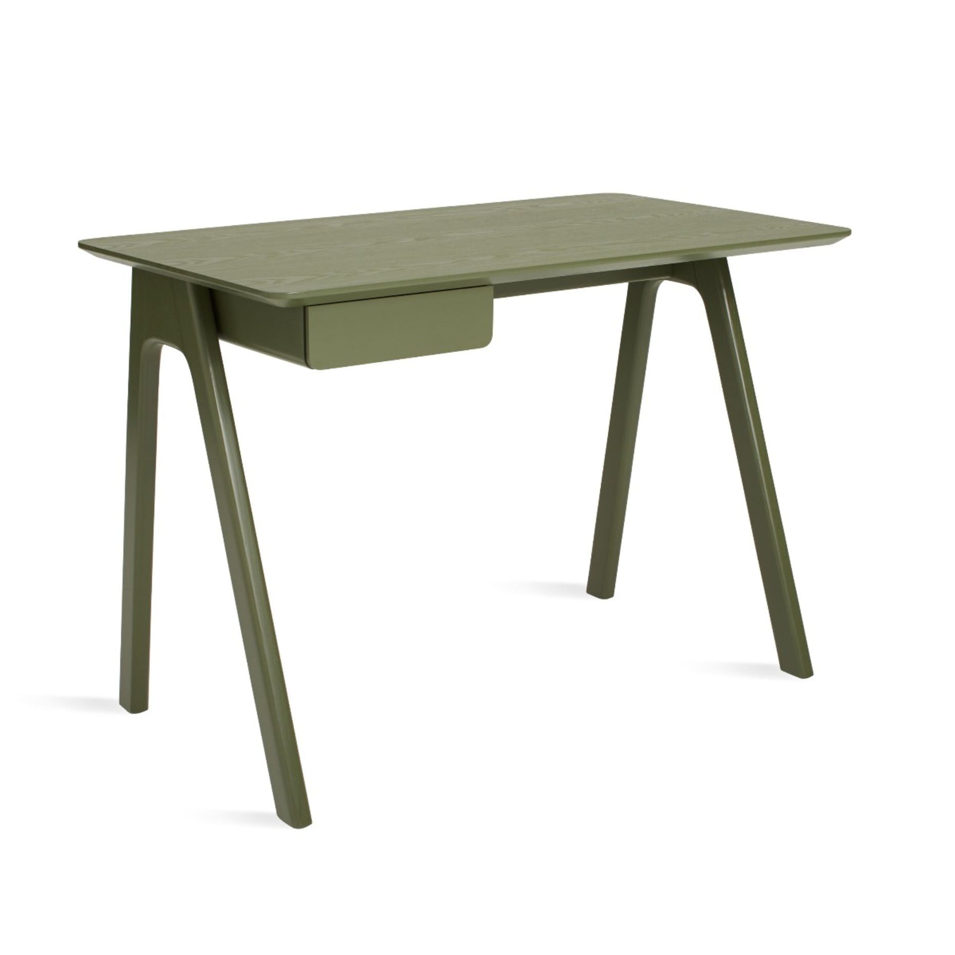 Stash Desk In 2020 Writing Desk Modern Office Furniture Modern Contemporary Writing Desk