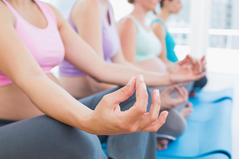 Yoga and Fitness | Prenatal yoga classes, Prenatal yoga ...