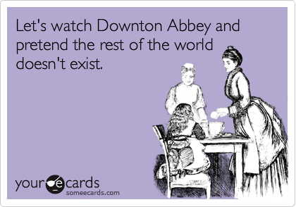 Love Downton