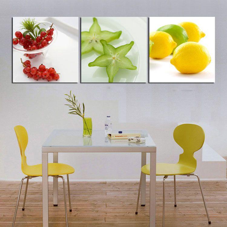 Quadro moderno e componibile per cucina n.15 | Quadri | Pinterest ...
