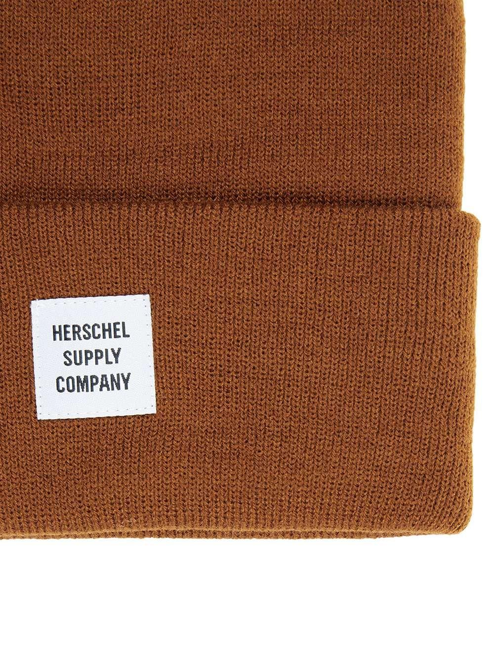 37ef7f25ff4 HERSCHEL Camel Beanie Hat