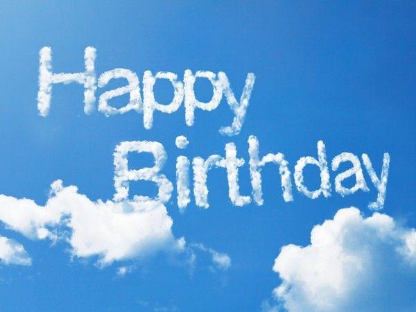 Epingle Sur Happy Birthday