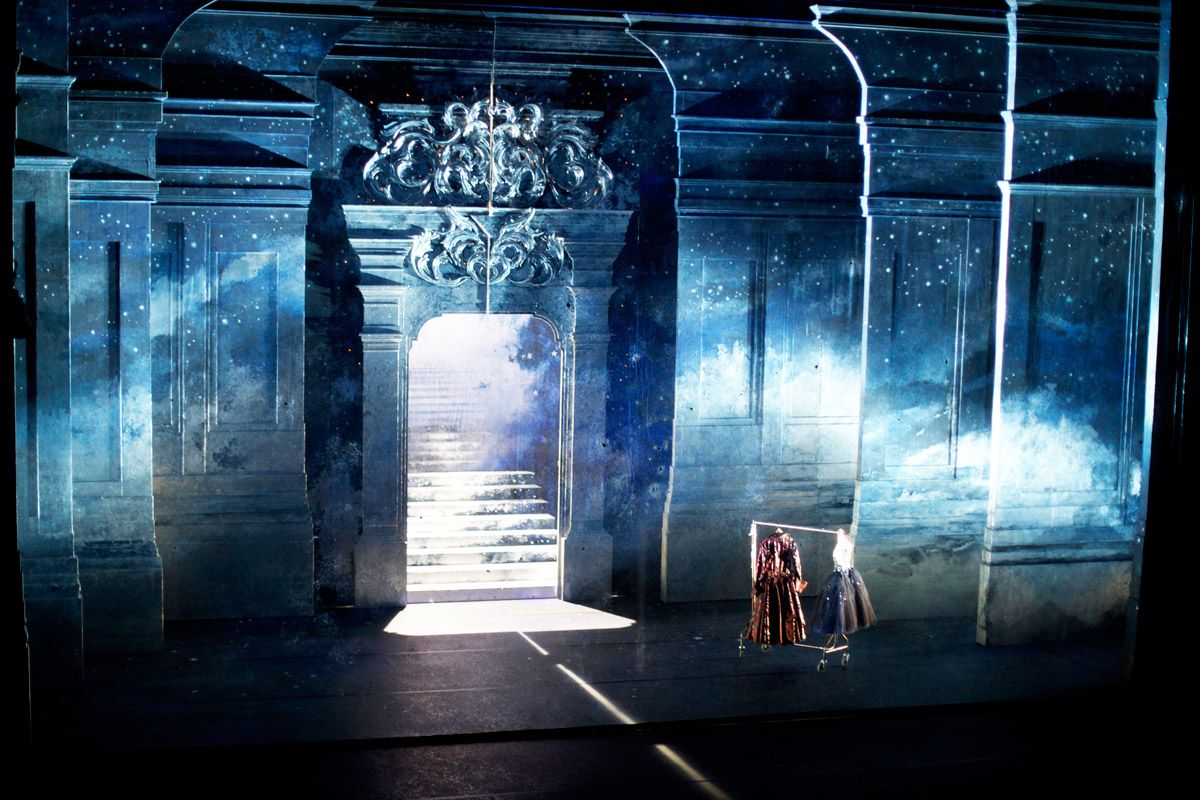 Cinderella ballet designed by John Macfarlane at Birmingham Royal ...