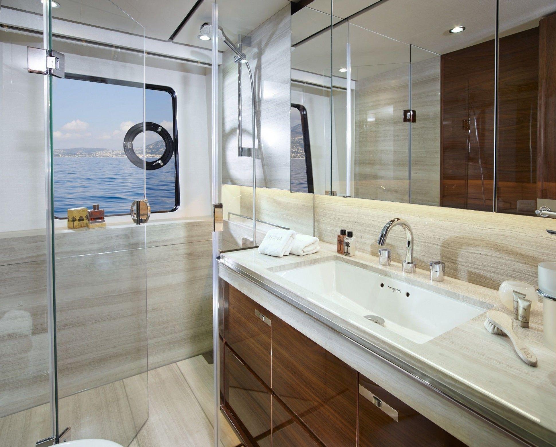 Yacht Bathroom Ideas in 7  Interior design bathroom small